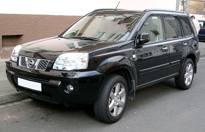 Nissan X-Trail 2005-2006 Service Repair Manual
