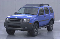Nissan Xterra Wd22 2000-2004 Service Repair Manual