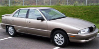 Oldsmobile Achieva 1992-1998 Service Repair Manual