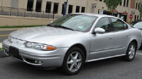 Oldsmobile Alero 1999-2005 Service Repair Manual