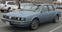 Oldsmobile Cutlass 1982-1997 Service Repair Manual