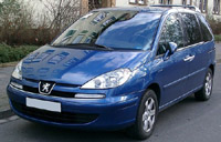 Peugeot 206 307 406 807 Multi-Language 2002 Service Repair Manual