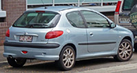 Peugeot 206 406 Multi-Language 1998-2003 Service Repair Manual