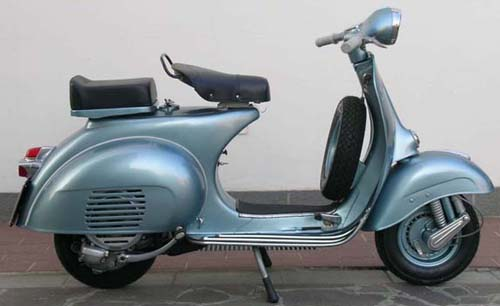 Piaggio Vespa 150 Service Repair Manual