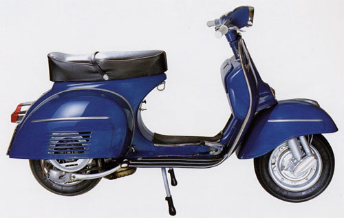 Piaggio Vespa Super Sport 180 Service Repair Manual