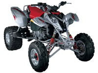 Polaris Predator-500 Atv 2003-2008 Service Repair Manual