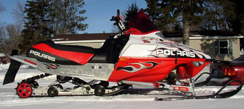 Polaris Pro X Snowmobile 2003 Service Repair Manual