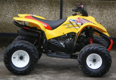 Polaris Scrambler 50-90 Atv 2003 Service Repair Manual