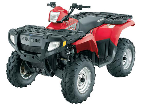 Polaris Sportsman 400-500 Atv 1996-2003 Service Repair Manual