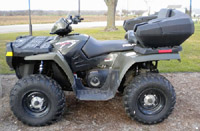 Polaris Sportsman 500 Atv 2009 Service Repair Manual