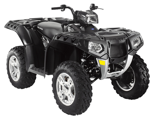 Polaris Sportsman 550-Xp Atv 2009 Service Repair Manual