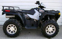 Polaris Sportsman 700-800 Atv 2007 Service Repair Manual