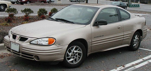 Pontiac Grand Am 1999-2005 Service Repair Manual