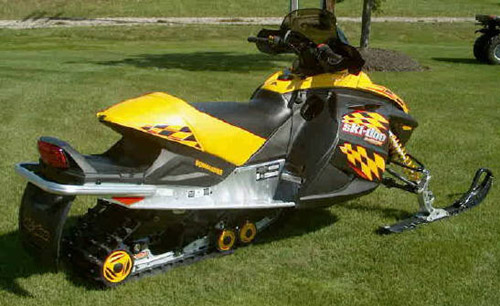 Ski-Doo Racing Snowmobile 2004 Service Repair Manual