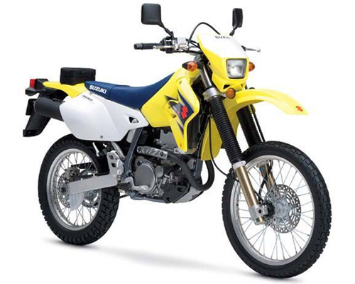 Suzuki Dr-Z400 2000-2007 Service Repair Manual
