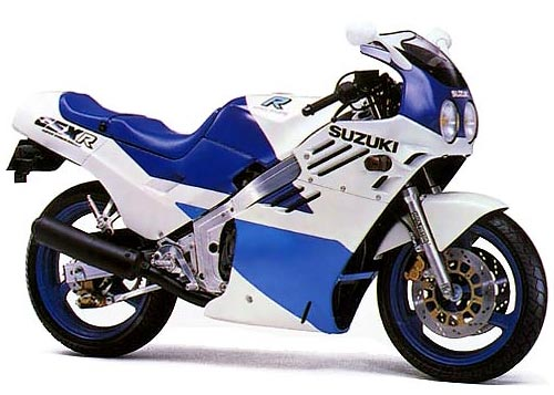 Suzuki Gsx-R400 1984-1987 Service Repair Manual