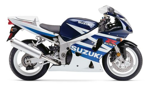 Suzuki Gsx-R600 2001-2003 Service Repair Manual