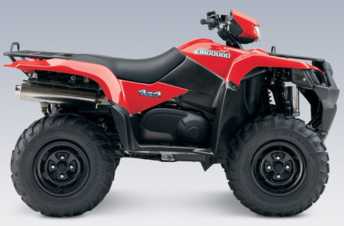 Suzuki Lt-A750x-A750p King Quad Atv 2007-2010 Service Repair Manual