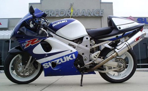 Suzuki Tl1000r 1998-2002 Service Repair Manual