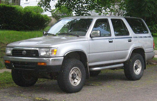Toyota 4runner 1990-1995 Service Repair Manual