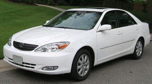Toyota Camry 2002-2006 Service Repair Manual