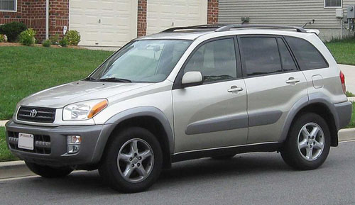 Toyota Rav4 2001-2005 Service Repair Manual