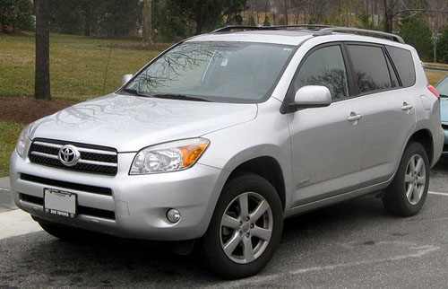 Toyota Rav4 2006-2008 Service Repair Manual