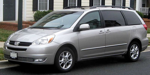 Toyota Sienna 2004-2010 Service Repair Manual