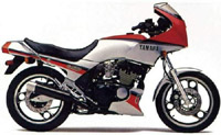 Yamaha Fj600 1984-1985 Service Repair Manual