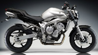 Yamaha Fzs6w Fzs6wc 2007-2009 Service Repair Manual
