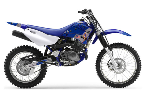 Yamaha Ttr-125 2002-2006 Service Repair Manual