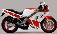 Yamaha Tzr-250 1987-1996 Service Repair Manual