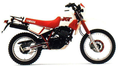 Yamaha Xt-350 Tt-350 1985-2000 Service Repair Manual