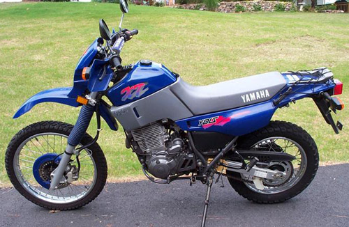 Yamaha Xt-600 1990-1995 Service Repair Manual