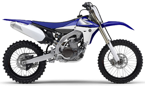 Yamaha Yz450f 2010-2011 Service Repair Manual