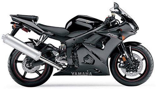 Yamaha Yzf-R6 2003-2005 Service Repair Manual