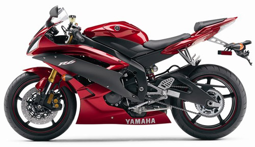 Yamaha Yzf-R6 2006-2007 Service Repair Manual