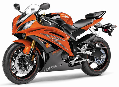 Yamaha Yzf-R6 2008-2010 Service Repair Manual